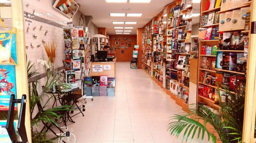 Librería Ababol